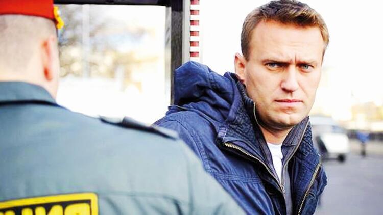 Navalni gerilimi tırmanıyor