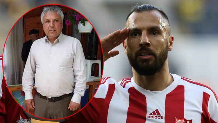 Koronavirüs'e yenik düşen Yasin Öztekin'in babası hayatını kaybetti