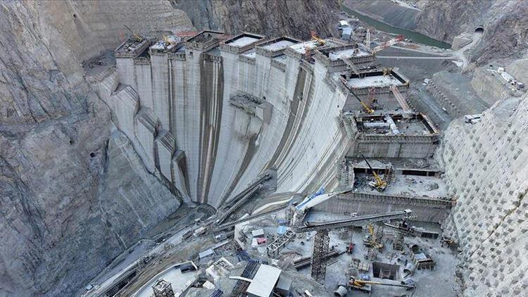Yusufeli Barajı kapasiteyi yüzde 2 artıracak