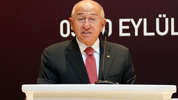 """TFF Başkanı Nihat Özdemir: """"Hakemlere güvenimiz sonsuz..."""""""