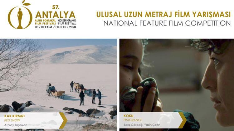 Altın Portakal Ulusal Uzun Metraj Film Yarışması filmleri açıklandı!