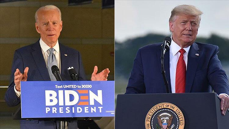 Trump - Biden çekişmesinde dikkat çeken anket sonucu
