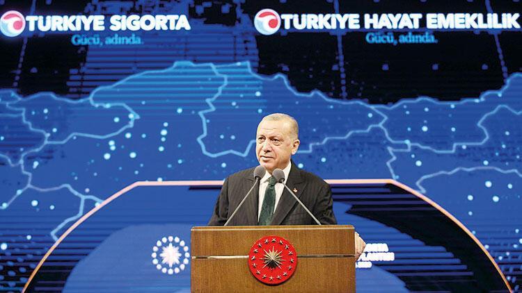 Cumhurbaşkanı Erdoğan: Türkiye'yi sıkıştırma gayretlerini boşa çıkaracağız... ''Ekonomi rayına oturdu'