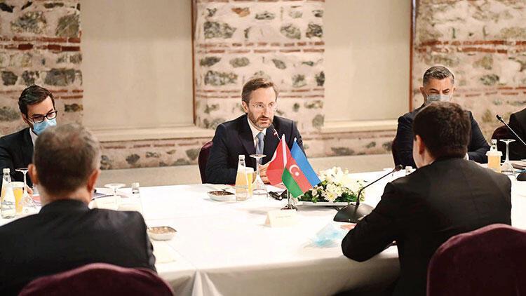 Türkiye-Azerbaycan ortak medya platformu