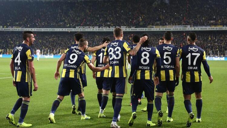 Süper Lig'e Fenerbahçe damgası!