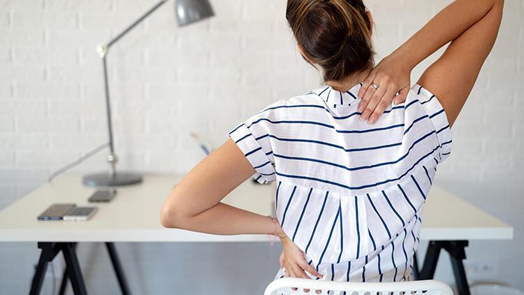 Teknoloji bağımlılığı omurga sağlığını olumsuz etkiliyor