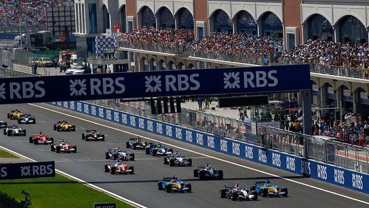 Formula 1 Türkiye Grand Prix'si ne zaman, saat kaçta?