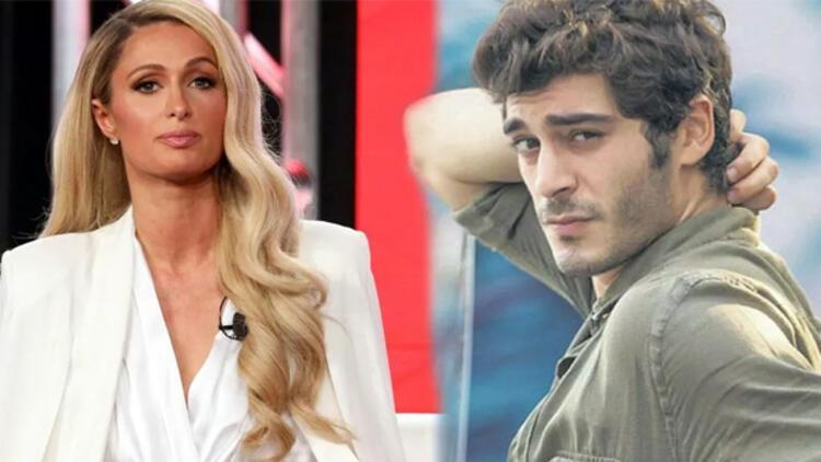 Paris Hilton sorusu Burak Deniz'i güldürdü