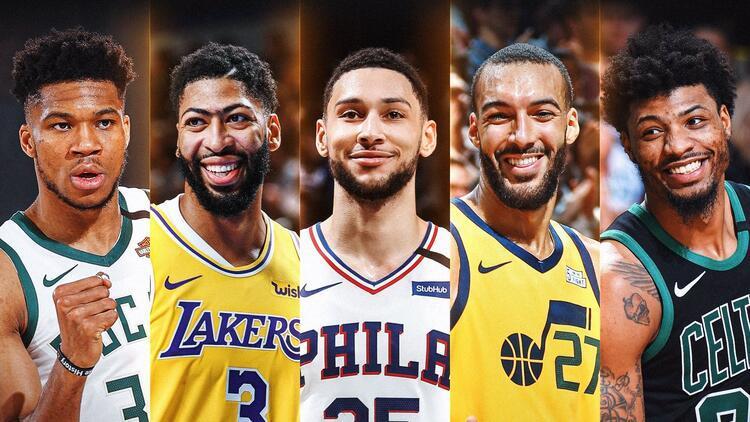 NBA'de yılın en iyi savunma 5'leri açıklandı! Zirvede Giannis Antetokounmpo...