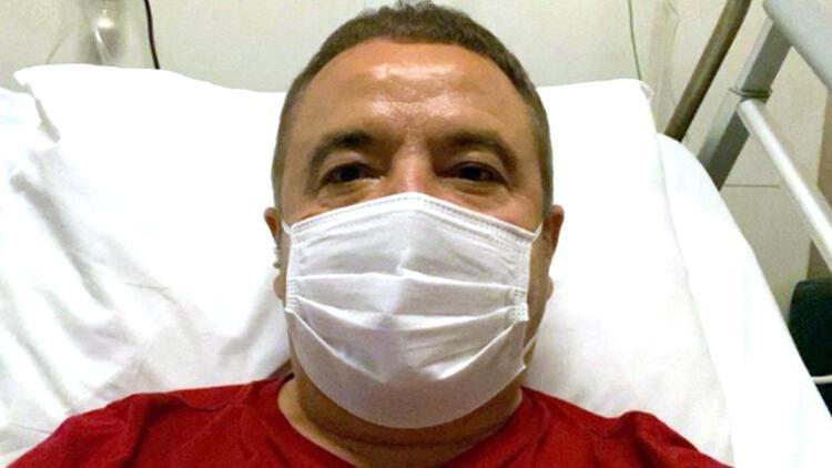 Son dakika haberler... Koronavirüs tedavisi gören Başkan Muhittin Böcek için kritik 24 saat