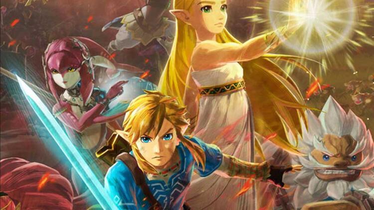 Hyrule Warriors: Age of Calamity, Nintendo Switch için çıkıyor