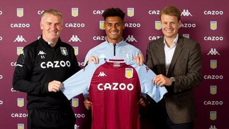 Transfer haberleri | Ollie Watkins, Aston Villa'da! Kulüp rekoru...