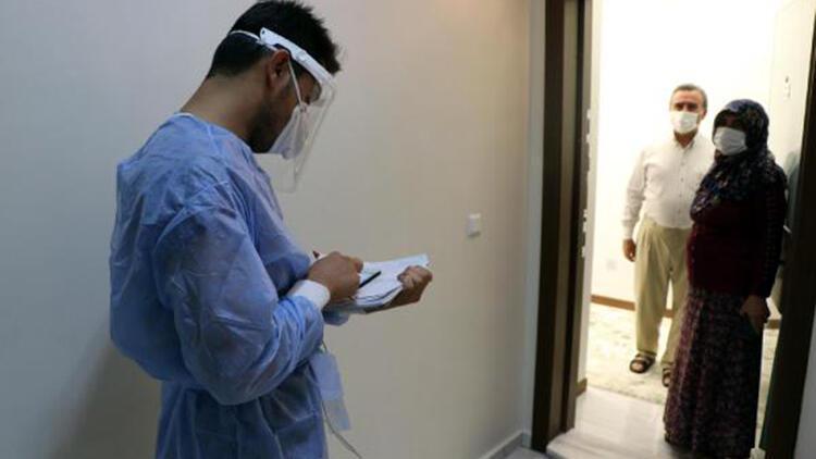 Kayseri'de 300 filyasyon ekibi, virüsün yayılmaması için mücadele ediyor