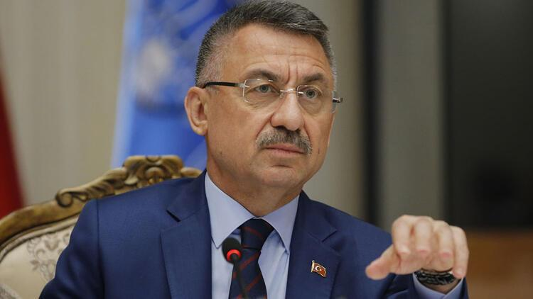 Son dakika haberler... Cumhurbaşkanı Yardımcısı Oktay: Türkiye'nin KKTC'ye bakışı hiçbir zaman kazanç hevesinin ürünü olmadı