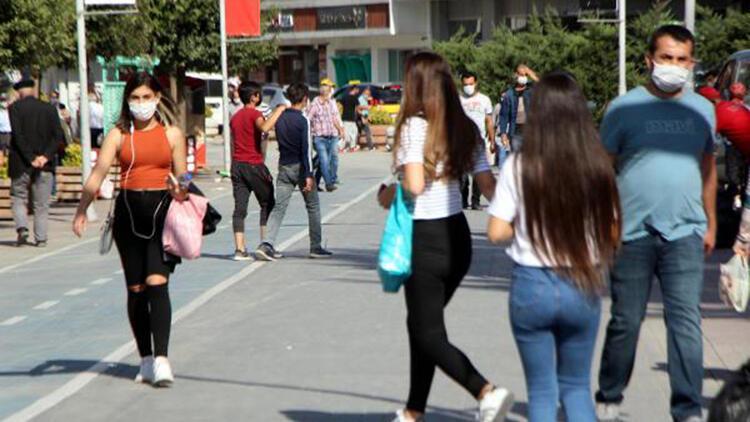 Bolu'da 78 günde 2 bin 56 kişiye 'maske' cezası