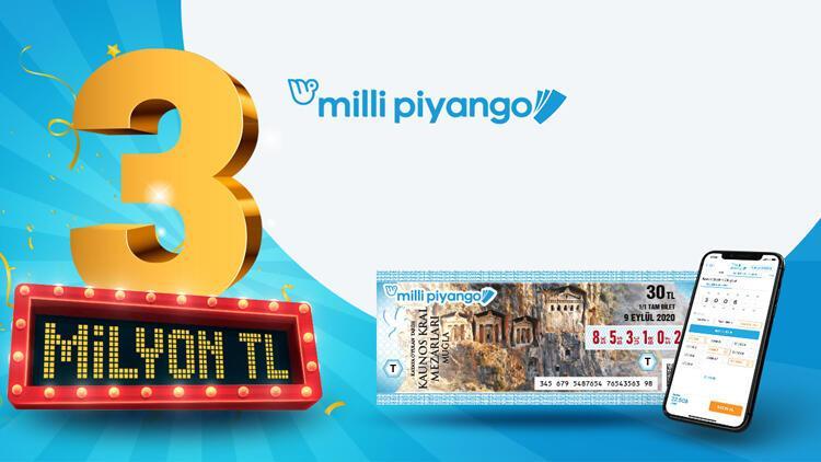 Milli Piyango çekiliş sonuçları açıklandı! Bilet sorgulama ve sonuç ekranı Millipiyangoonline'da