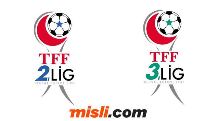 Misli.com 2. Lig ile 3. Lig'de ilk yarı programı açıklandı
