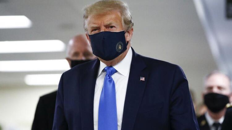 """Beyaz Saray: """"Başkan Trump asla virüsü önemsiz gibi göstermedi"""""""