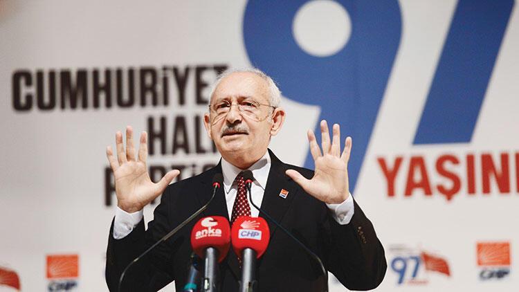 Kılıçdaroğlu 97. kuruluş yılında 'çuvaldız'ı partililere batırdı: Ankara'da konuşmakla iktidar olunmaz