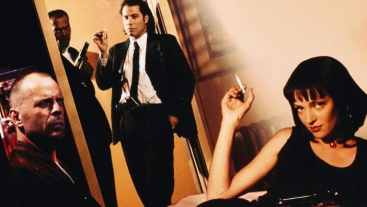 Pulp Fiction filminin konusu nedir? Imdb Puanı kaçtır? Pulp Fiction oyuncuları (Oyuncu kadrosu) listesi