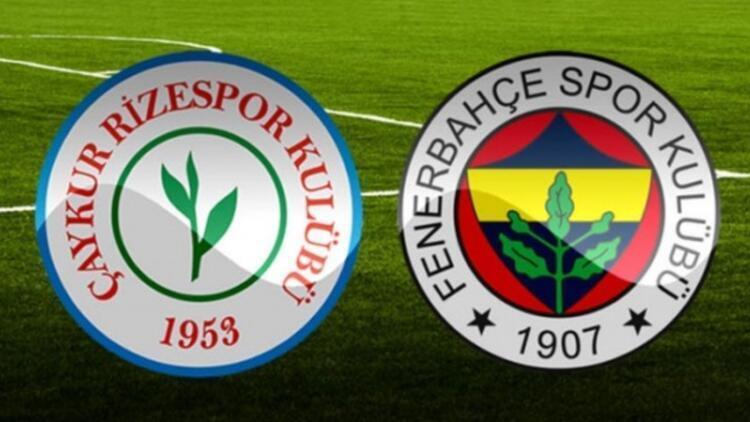 Rizespor ile Fenerbahçe 39. randevuda! Önceki 38 maçta...