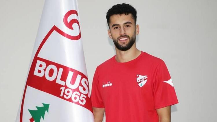 Transfer haberleri | Muhammet Arslantaş, Boluspor'da!