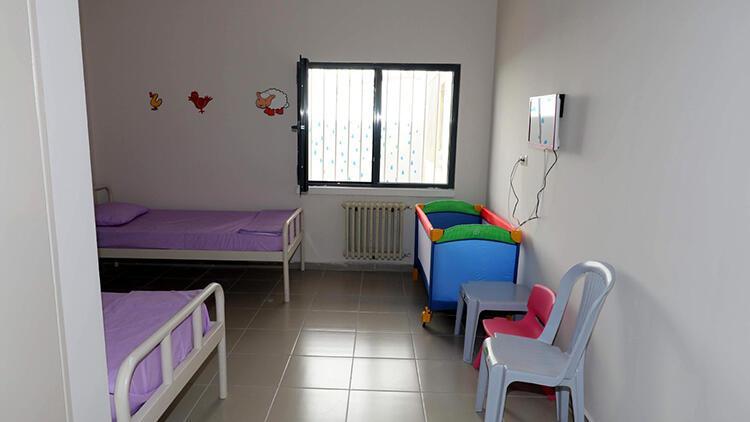 Sincan Cezaevi Yerleşkesi'nde anne- çocuk ünitesi hayata geçirilecek