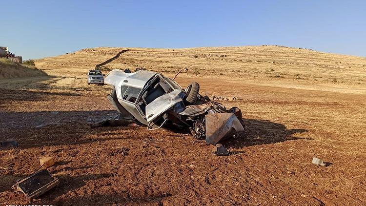 Gerçüş'te kaza: 1 yaralı