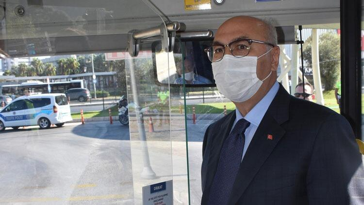 Vali Köşger: İzmir'de koronavirüs kontrol altında