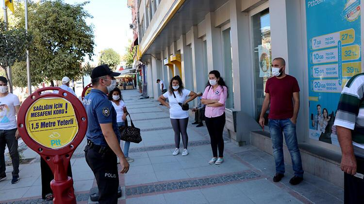Edirne'de koronavirüs denetimleri sıklaştı