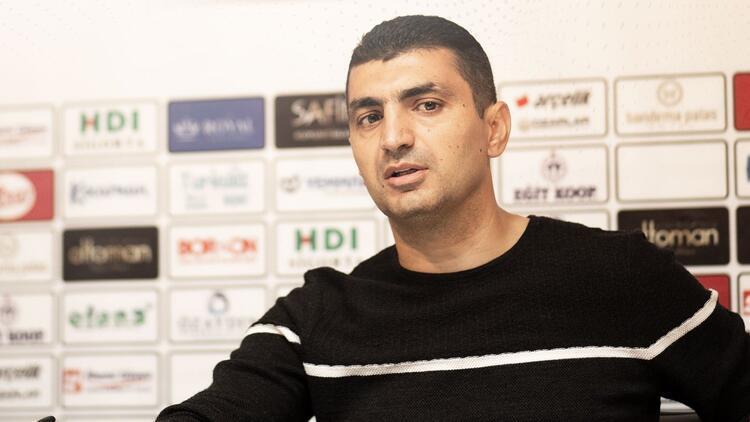 """Serdar Bozkurt: """"TFF 1. Lig'e renk katmak istiyoruz..."""""""