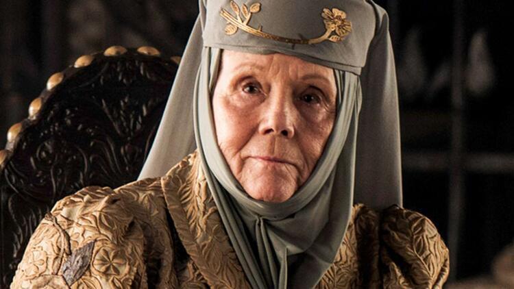 Game Of Thrones oyuncusu Diana Rigg Young hayatını kaybetti Diana Rigg Young kimdir