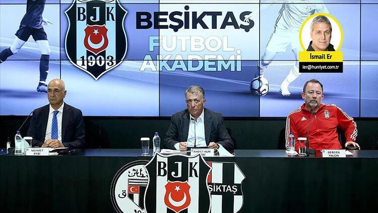 Beşiktaş'ta Sergen Yalçın'dan Mehmet Ekşi'ye güvenoyu
