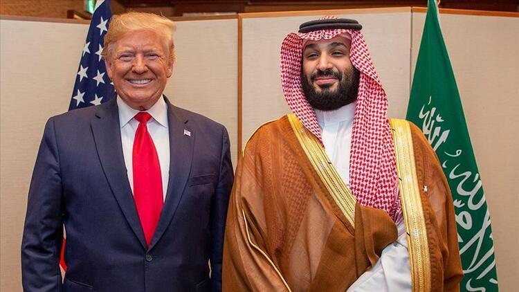 Trump, Kaşıkçı cinayetinde Suudi Veliaht Prensi ABD Kongresinin incelemesinden korumuş