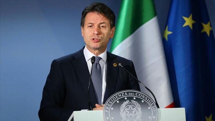 """İtalya Başbakanı Conte: """"Doğu Akdeniz'deki gerilim herkesin zararına"""""""
