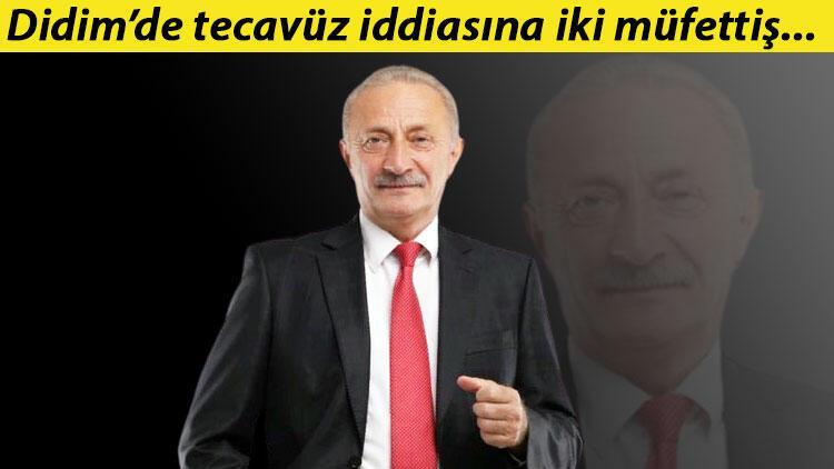 Son dakika: Didim'de başkan için tecavüz iddiasına 2 müfettiş... Emlakçı: CHP yönetimine bildirdim