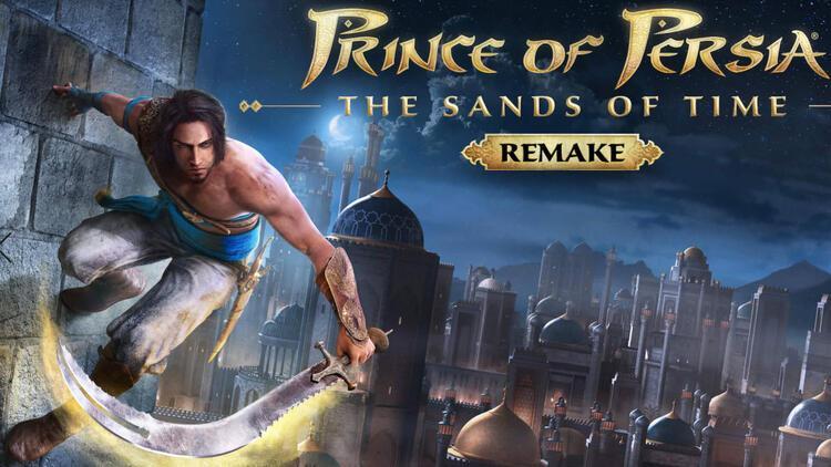 Prince of Persia: The Sands of Time Remake geliyor
