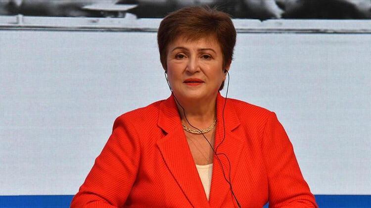 IMF Başkanı Georgieva: Küresel ekonomi büyük dönüşüm geçiriyor