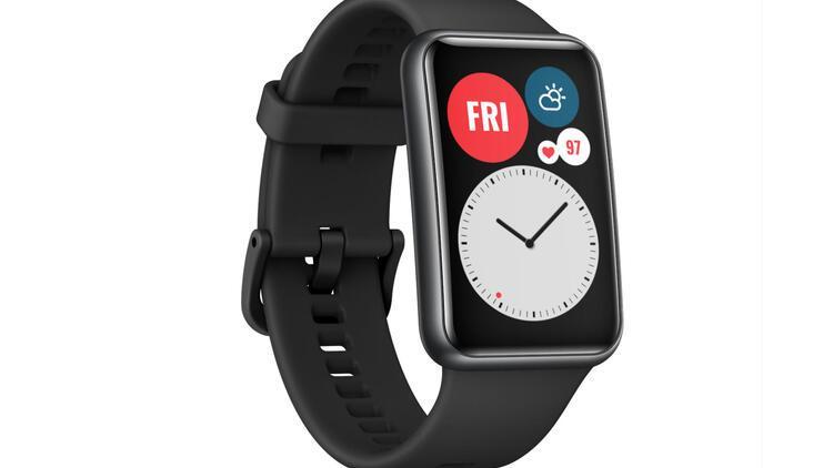 Huawei Watch Fit tanıtıldı: Hangi özelliklerle geliyor?