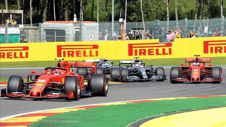 Formula 1 ne zaman, saat kaçta, hangi kanalda Formula 1de heyecan İtalyada devam edecek