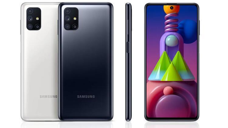 Yeni Oyuncağım Samsung M51 ( 8GB – 128GB – 7000Mah Pil)