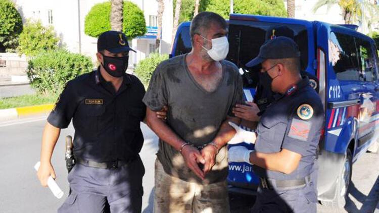 Cezaevi firarisi, evinde yakalandı