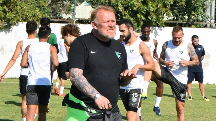 Robert Prosinecki, Denizlispor ile ilk resmi maçına çıkacak!
