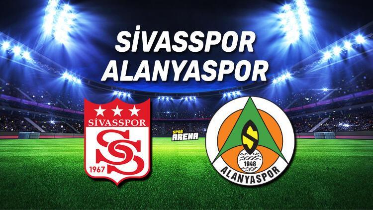Sivasspor Alanyaspor maçı ne zaman, saat kaçta, hangi kanaldan canlı yayınlanacak?