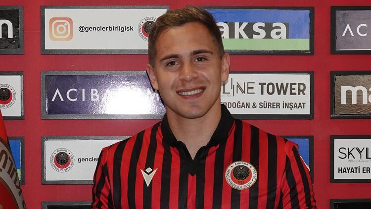 Transfer haberleri | Robert Piris, Gençlerbirliği'nde!