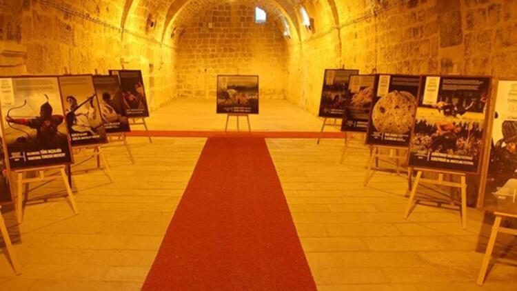 Türkiye'deki dünya miraslarının yer aldığı kalıcı serginin ilki Kahramanmaraş'ta açıldı