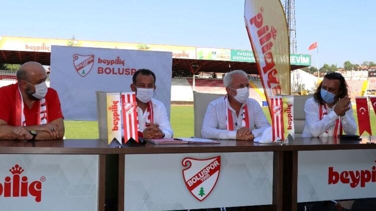 Beypiliç Boluspor'da 3 transfer daha yolda!