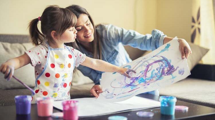 Çocuğunuzun yaratıcılığını geliştirecek 6 aktivite