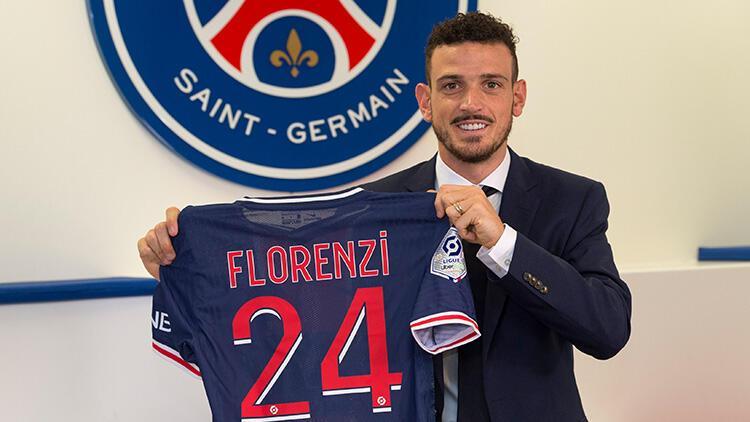 PSG, Florenzi'yi satın alma opsiyonuyla kiraladı