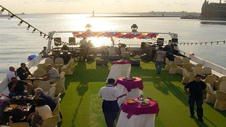 Son dakika haberi... İstanbul Valiliği açıkladı Yat ve teknelerde düğünler yasaklandı